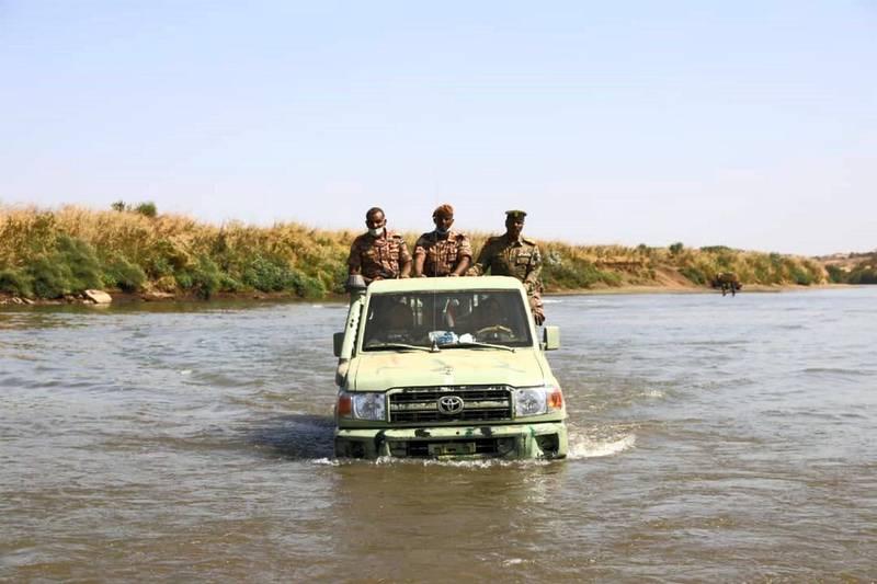 Credit Sudan Military