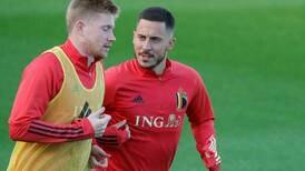 Belgium's golden generation out for revenge against France in Nations League