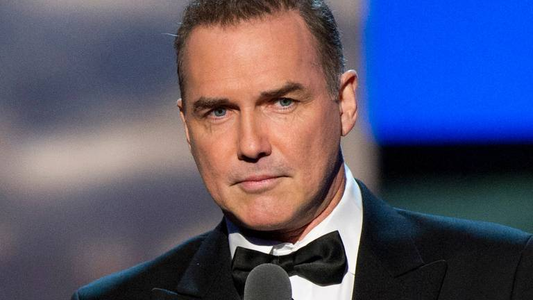 An image that illustrates this article 'SNL' star Norm Macdonald remembered as hilarious and unique