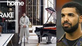 Inside Drake's lavish mansion, complete with NBA-size basketball court and black granite pool