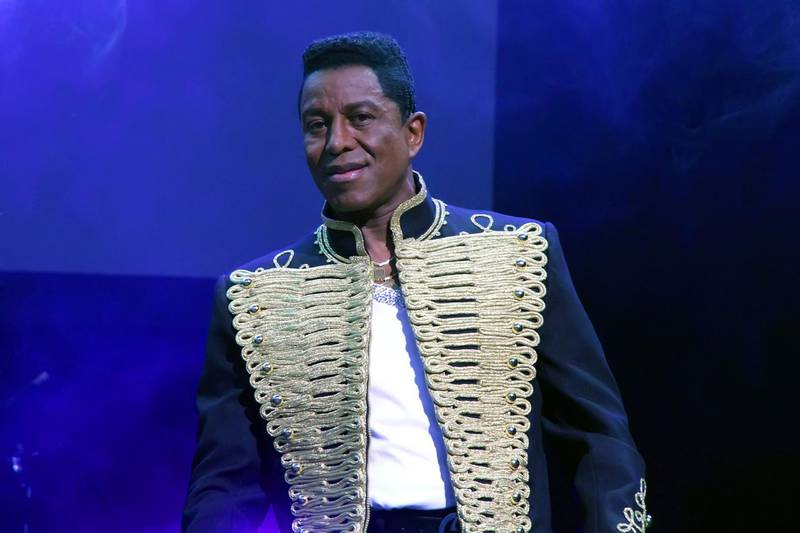 ATLANTIC CITY, NJ - JUNE 29:  Jermaine Jackson performs during the The Jacksons Unity Tour at The Borgata Event Center on June 29, 2012 in Atlantic City, New Jersey.  (Photo by Donald Kravitz/Getty Images)