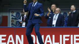 Daniel Sturridge and Dele Alli lead England to win in Gareth Southgate's first match – in pictures