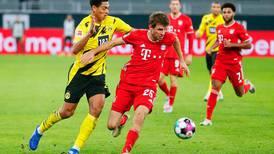 England call up Borussia Dortmund teenager Jude Bellingham