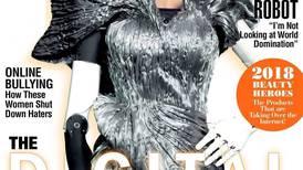 Saudi citizen Sophia the robot appears on cover of Cosmopolitan India