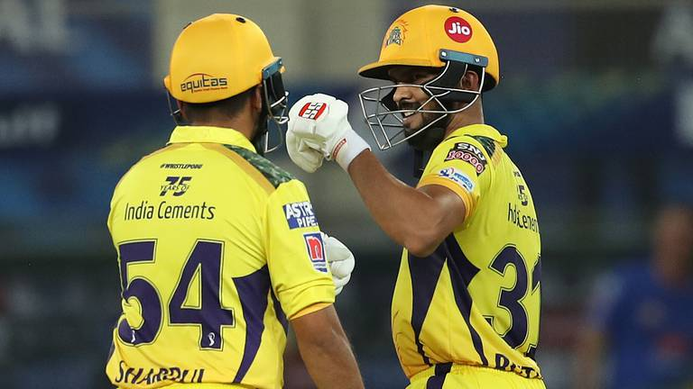 An image that illustrates this article Fans, noise, wickets: IPL makes winning return to UAE