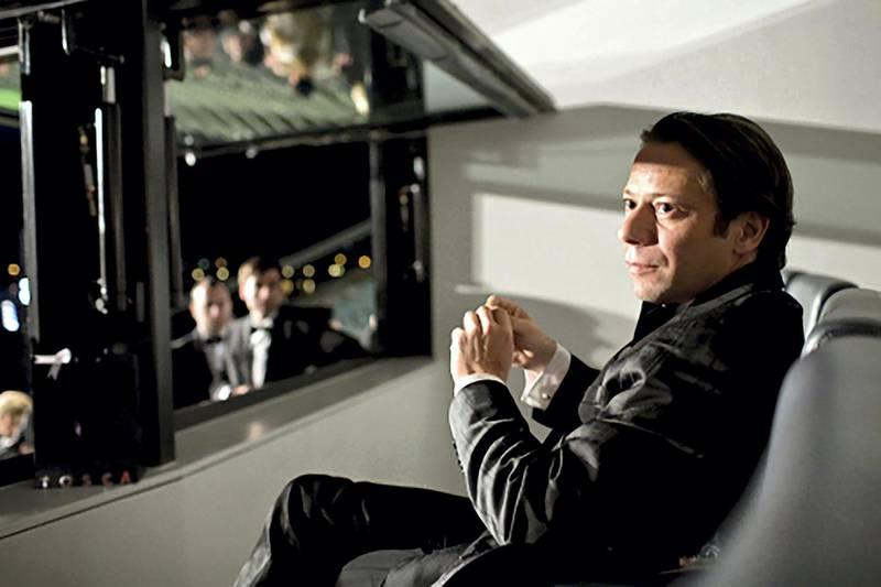 Dominic Greene (MATHIEU AMALRIC)  Location: Bregenzer Festspiele / Festival House, Austria