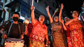 Internet blackout in Myanmar as generals seek to curb anti-coup protests