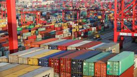 Global shipping industry reaping highest gains since 2008