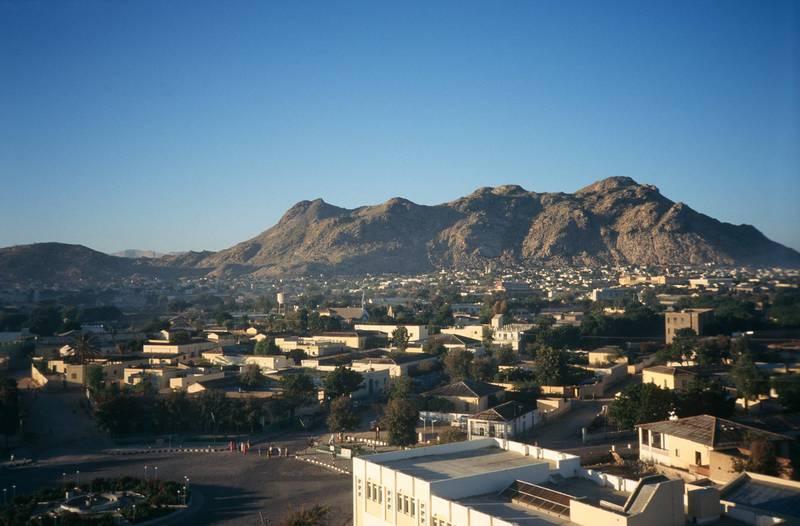 Keren, Anseba Region, Eritrea