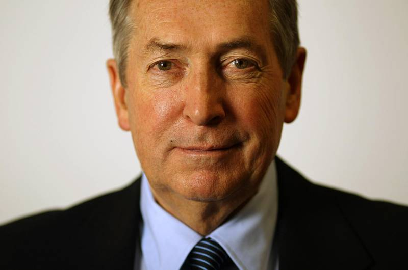 SANDTON, SOUTH AFRICA - JUNE 09:  Gerard Houllier of France poses during the Technical Study Group Photo Session on June 9, 2010 in Sandton, South Africa.  (Photo by Paul Gilham - FIFA/FIFA via Getty Images) *** Local Caption *** Gerard Houllier
