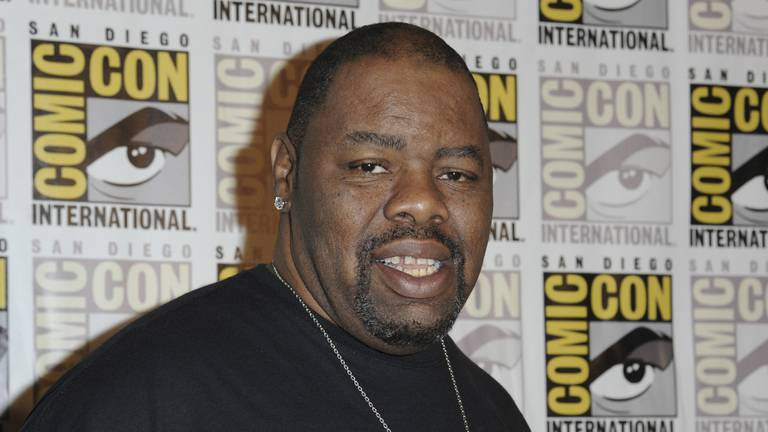 An image that illustrates this article US rapper Biz Markie dies aged 57
