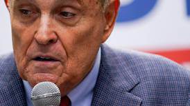 New York court suspends Rudy Giuliani's law licence