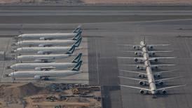Global passenger demand slumps 53% amid Covid-19 pandemic