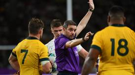 Jerome Garces named 2019 Rugby World Cup final referee for 'dream' farewell