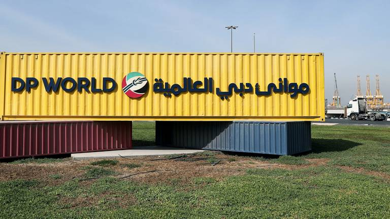 An image that illustrates this article DP World's third-quarter shipping volumes rise 8.1% as global trade recovers