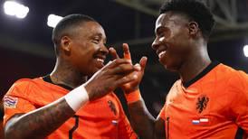 Nations League: Steve Bergwijn scores Dutch winner, Erling Haaland nets first goal for Norway
