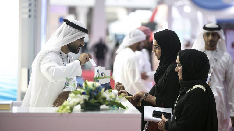 An image that illustrates this article Employers must offer career growth to attract Emiratis, say recruiters