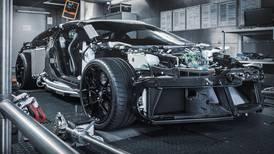 Bugatti Centodieci: the $9.6 million hypercar begins to take shape