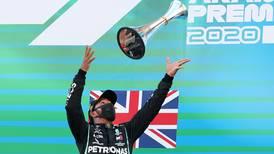 Formula One: Lewis Hamilton dominates again to seal record-breaking Spanish Grand Prix win