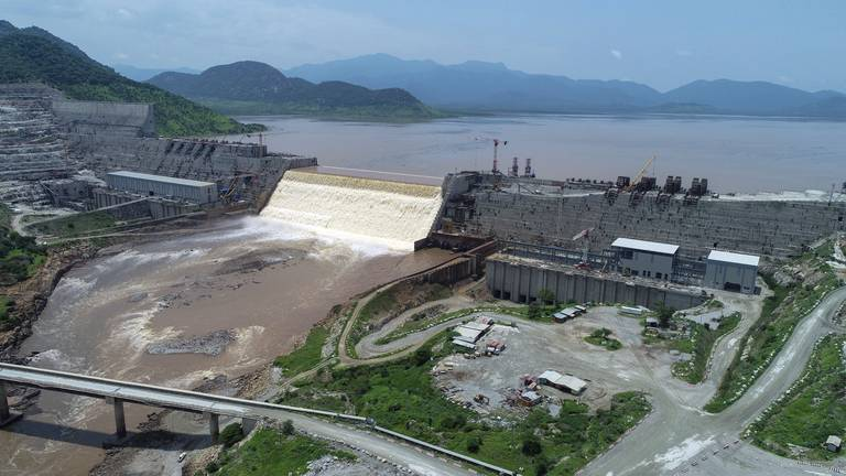 An image that illustrates this article Egypt: UN statement on Nile dam forces Ethiopia to be involved