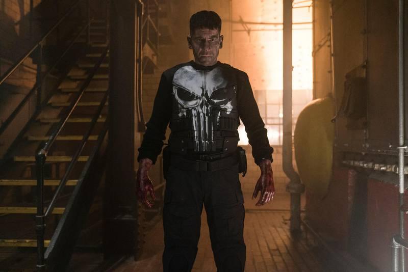 Jon Bernthal in Marvel's The Punisher. Jessica Miglio/Netflix