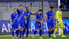 Sebastian Tagliabue on target as Al Nasr beat Sharjah