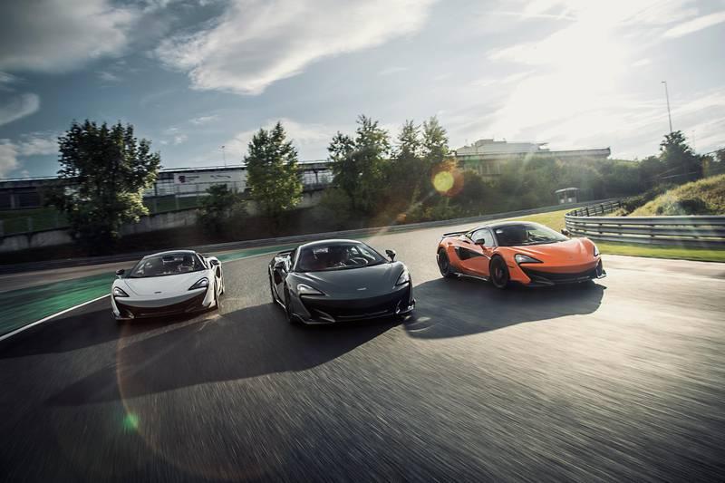 McLaren 600LT Global Test Drive - Hungaroring - Sept 2018Copyright FreeRef:  McLaren-600LT-GlobalTestDrive-019.JPG