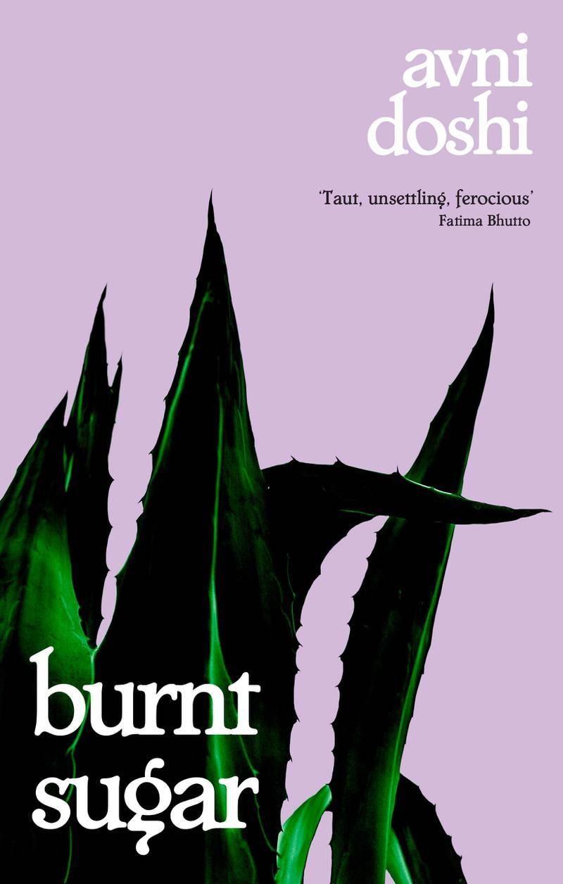 Burnt Sugar by Avni Doshi published by Hamish Hamilton. Courtesy Penguin UK