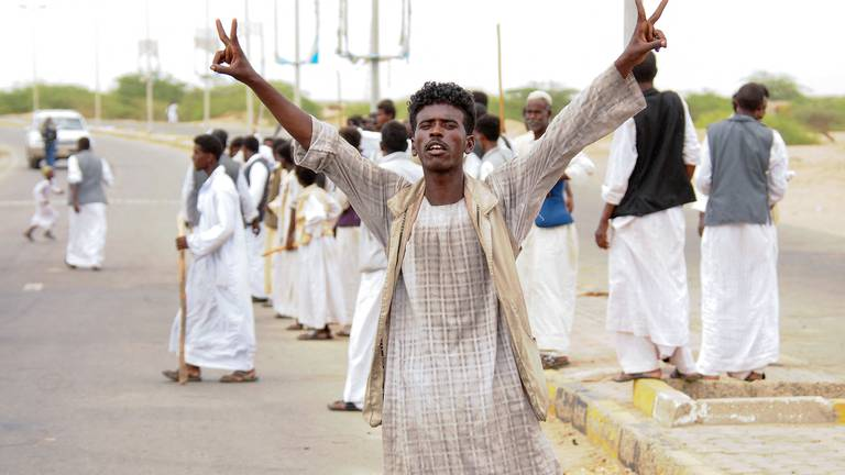 An image that illustrates this article Is Sudan now coup-proof?