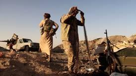 Eight killed in Houthi strikes on Marib in Yemen