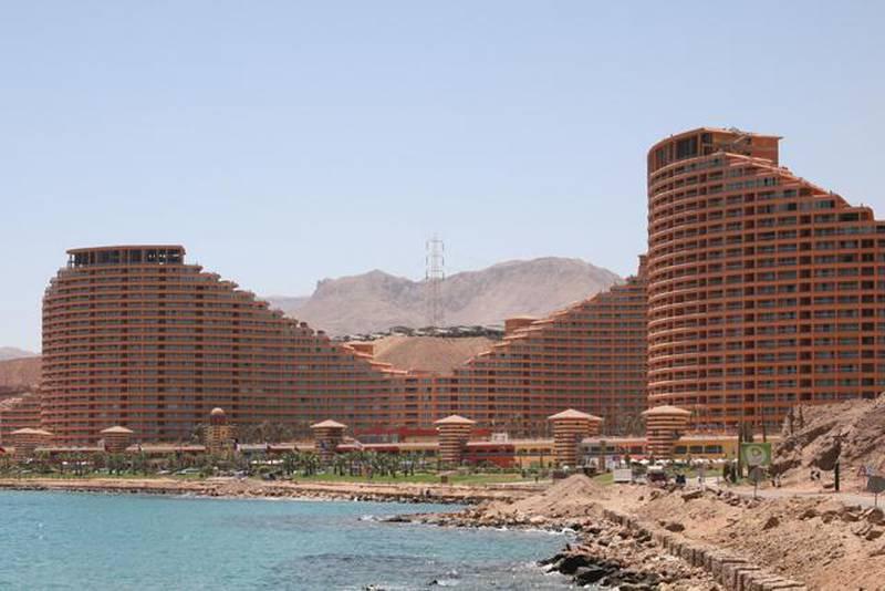 Ain Sokhna, Egypt.