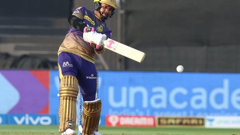 An image that illustrates this article IPL 2021: Sunil Narine cameo moves Kolkata closer to playoffs