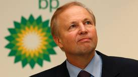 BP chief Robert Dudley warns of threats to shipping as he defends the firm's reputation