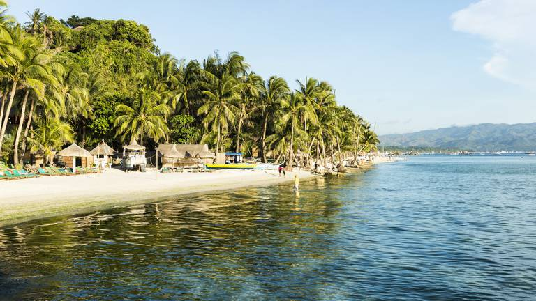 An image that illustrates this article Philippines top tourism sites - in pictures