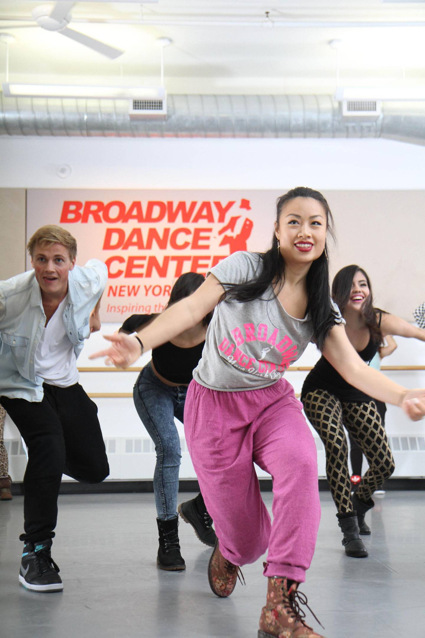 Broadway Dance Center. Photo by Reese Snow