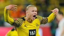 Dortmund 'machine' Erling Haaland earns dramatic Bundesliga victory