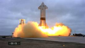 Watch: SpaceX lands prototype Starship rocket for first time