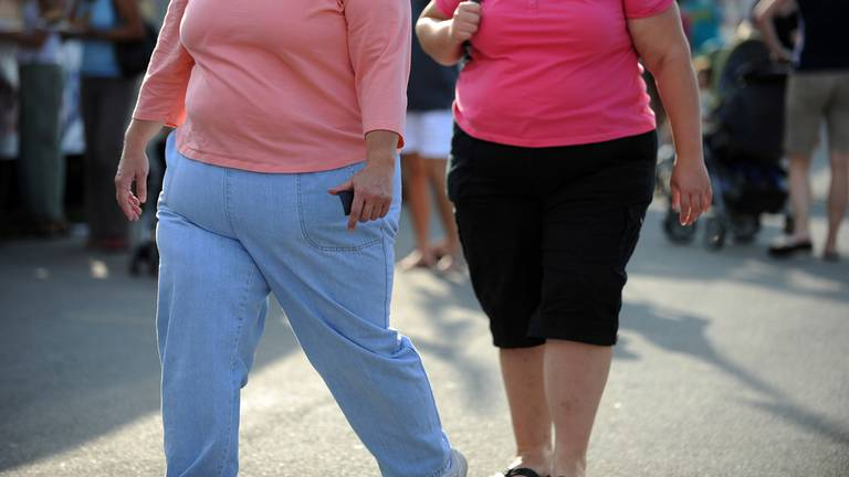 An image that illustrates this article UK government 'should become first in world to turn tide on obesity'