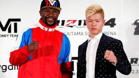 Floyd Mayweather Jr to make fight comeback on New Year's Eve