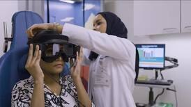 Astronaut tests help doctors in Abu Dhabi to diagnose dizzy spells