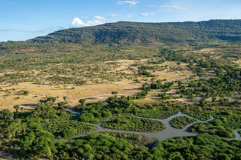 Selous Game Reserve, Tanzania. Robert J. Ross / Asilia Africa