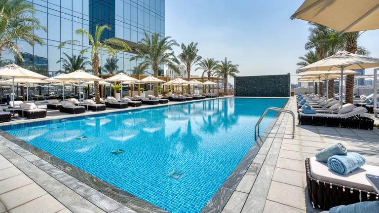 An image that illustrates this article The First Collection: Dubai's newest hotel opens at Jumeirah Village Circle
