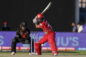 T20 World Cup: Oman throw perfect welcome party