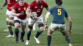 Alun Wyn Jones warns Lions to expect backlash from South Africa in second Test