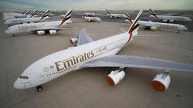 All wrapped up: how Emirates is keeping its parked jets safe