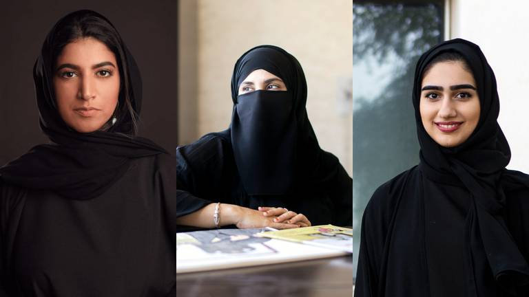 An image that illustrates this article Five female Emirati writers shaping the country's literary scene