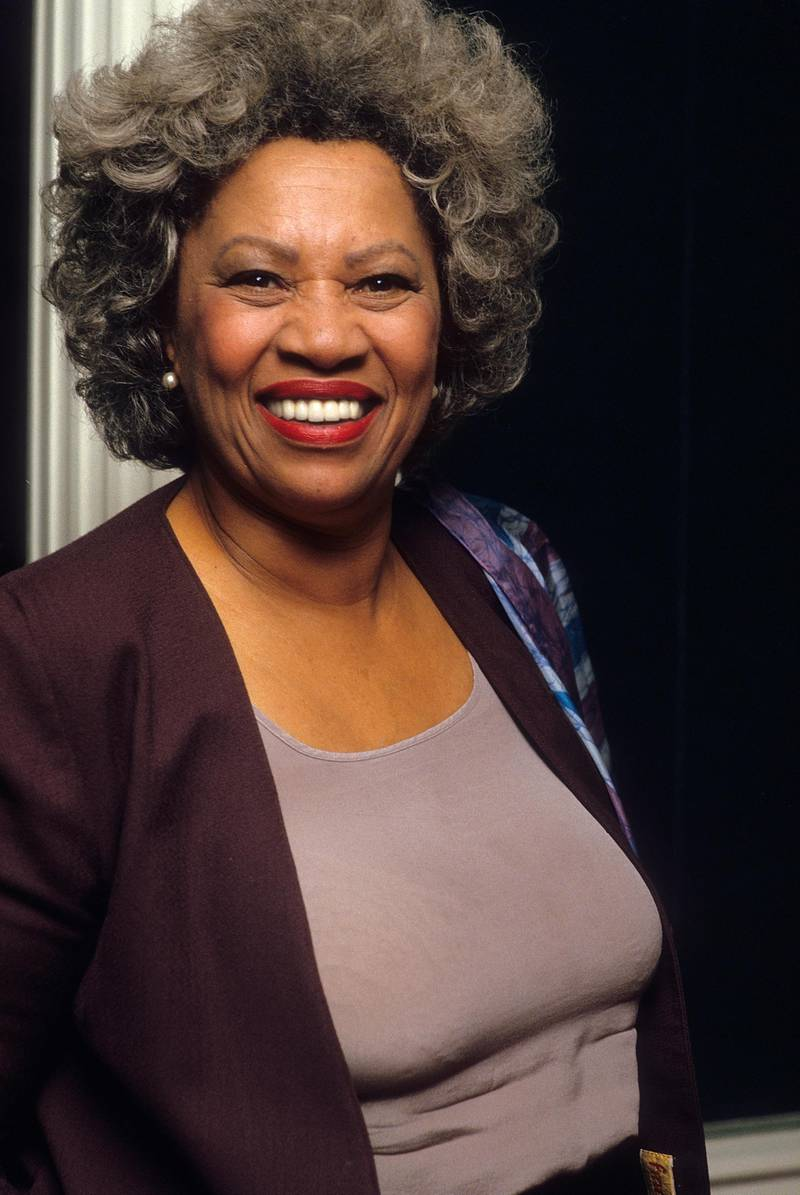 NEW YORK CITY - JUNE 2:   Novelist Toni Morrison attends the Literacy Volunteers of New York City's Second Annual Benefit Reading on June 2, 1988 at Christie's Auction House in New York City. (Photo by Ron Galella, Ltd./Ron Galella Collection via Getty Images)
