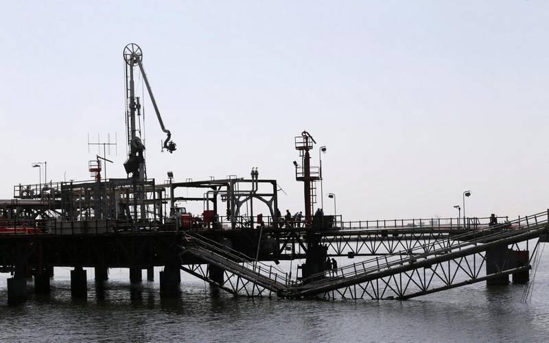 An oil pier is seen at Benghazi port, Libya, October 3, 2017. REUTERS/Esam Omran Al-Fetori