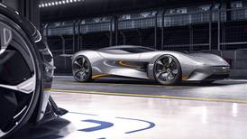 Jaguar launches virtual electric car on PlayStation's Gran Turismo