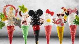 Too cool to eat? Abu Dhabi ice cream parlour serves up creative cones